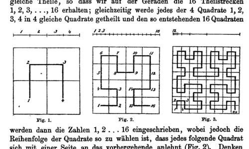Hilbert Sort - charlesreid1