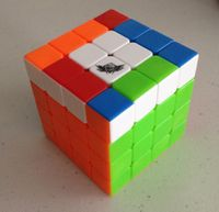 Rubiks Revenge/Layer Method - charlesreid1
